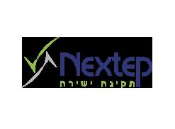 לוגו Nextep